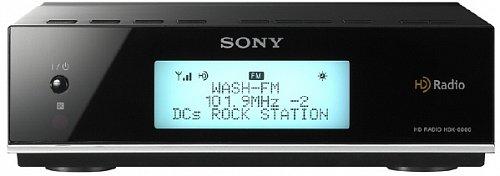 Přední panel tuneru Sony XDR-F1HD