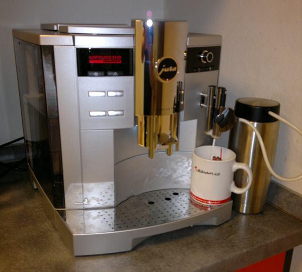 Kávovar pro Internet Info