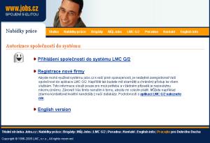 LMC G/2: 1.dubna 2006 - Status 200 [small]