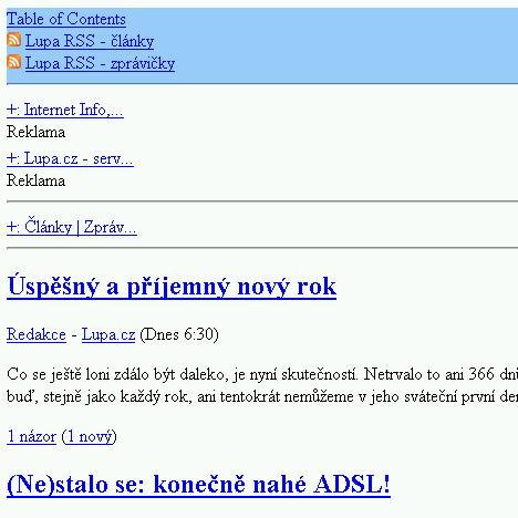 Google Mobilizer - LUPA
