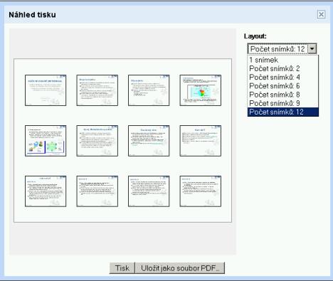 Google Presentations - PDF