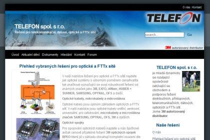 novy web TELEFON