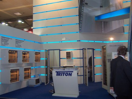 Triton na CEBITě 2008