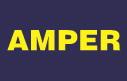 Logo veletrhu AMPER