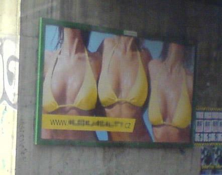 Reklama na realitní server...