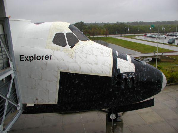 Space Shuttle - Explorer
