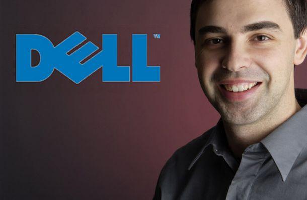 DELL bude předinstalovávat Google software