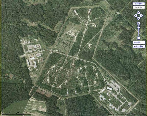 Raketová základna Rosice