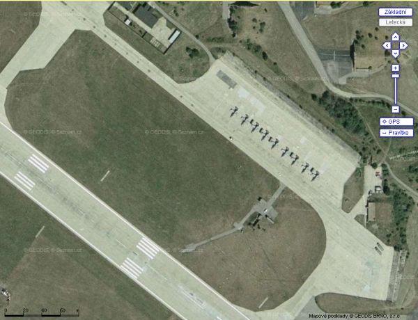 Vojenské letiště Náměšť nad Oslavou