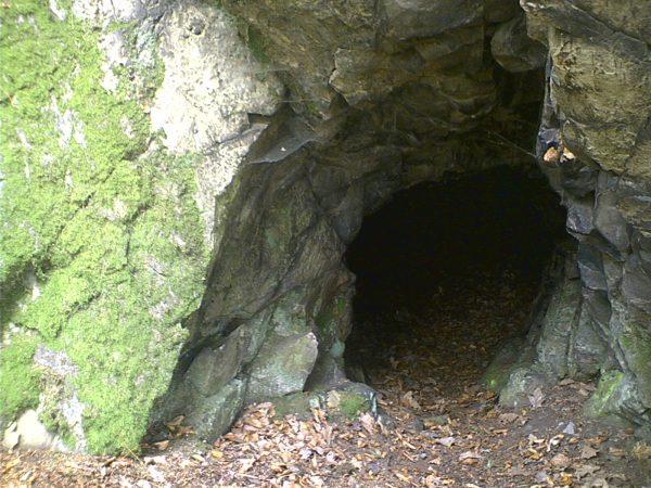 Jeskyně pod Babkou
