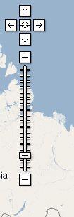 Ovládání - Google Maps