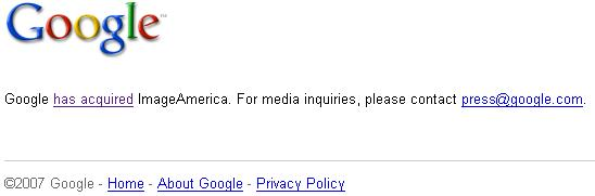 akvizice ImageAmerica