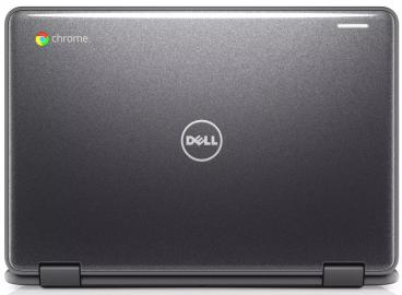 Zadní strana displeje u DELL Chromebook 11 3189.