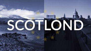 Petice pro samostatnost Skotska a Londýnu.