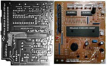 This four pictures whos basic principles of my hacking story. This is about connecting Typewriter machine (pretty nicetypesetting) to the world of Arduino.