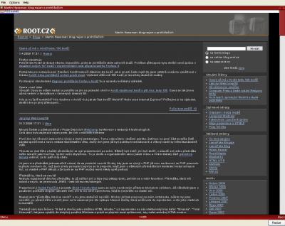 Opera Mini Desktop Edition