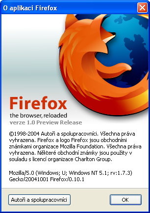 Firefox Preview Release
