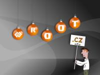 Vánoční pozadí Root.cz 2 náhled