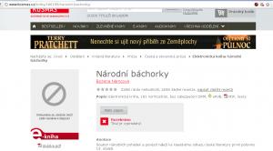 Národní báchorky Božena Němcová
