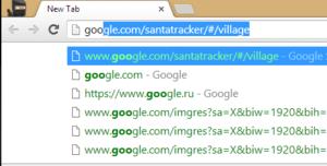 Zvýraznění nevhodného návrhu adresy URL