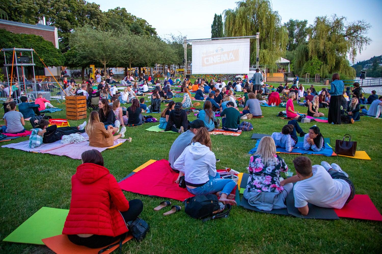 Nasajte atmosféru pražského letního kina