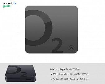 Nový set-top box pro O2TV