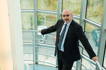 Reinhard Mathieu, jednatel společnosti ŠkoFIN (09/2015).
