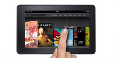 Amazon Kindle Fire je nový tablet za příznivých 200 dolarů.