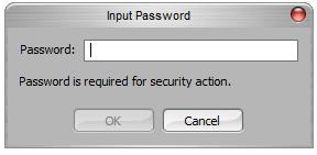 <p>Heslo je vyžadováno při spuštění nebo odinstalaci</p>