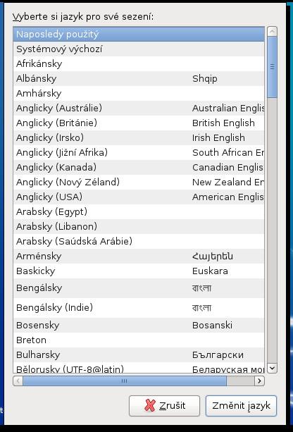 Salix: podpora jazyků a kodeků