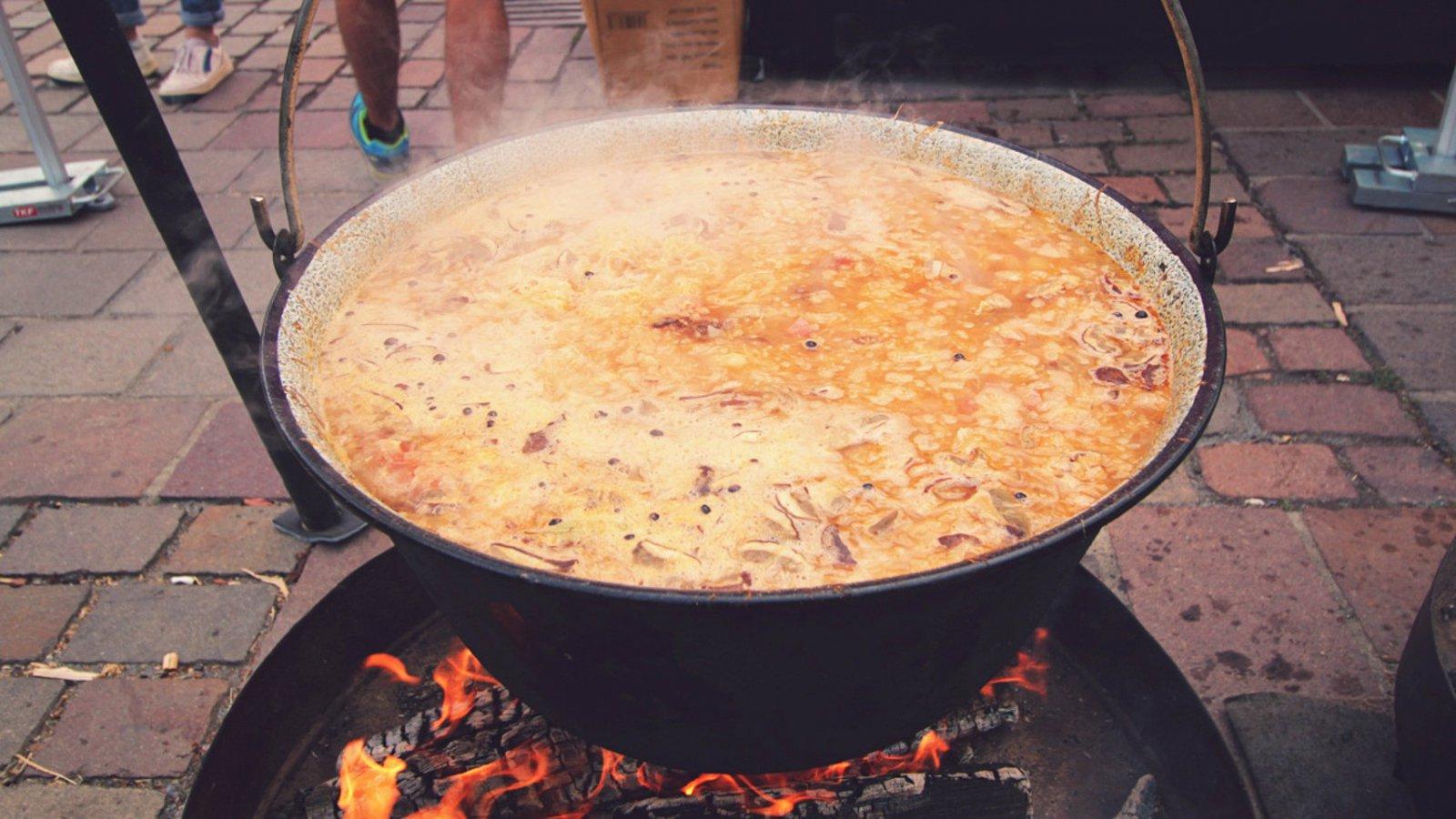 Holešovická tržnice bude hostit Festival polévky