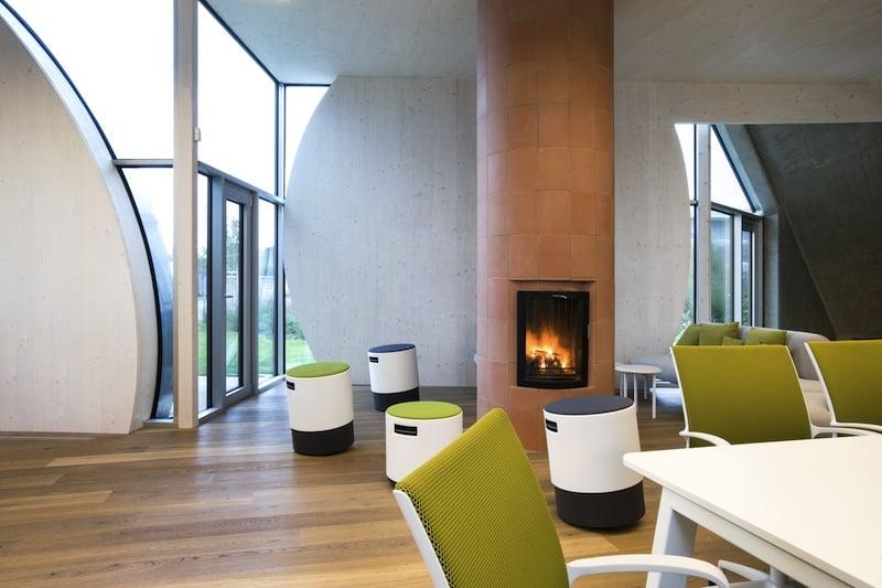 Kancelářské interiéry vytvořené brněnskou firmou U1.