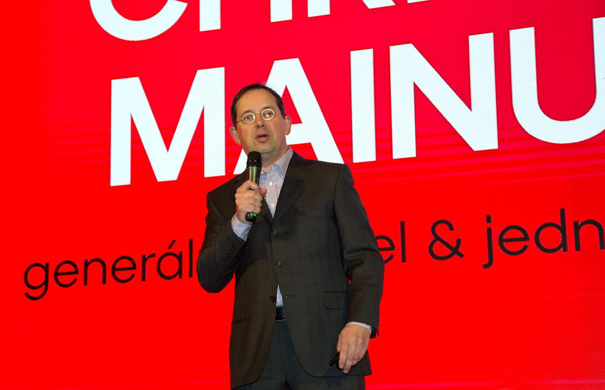 Nova představila programové plány pro rok 2015