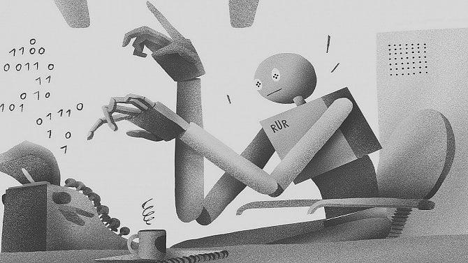 [aktualita] Online maraton Robothon 2021 připomene výročí sto let od vzniku slova robot