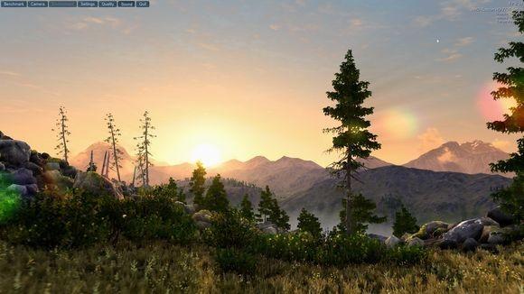 Nástroj Valley od firmy Unigine přináší do zátěžového testování daleko vyrovnanější přístup inspirovaný počítačovou hrou Skyrim
