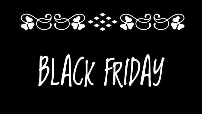 Letošní Black Friday se uvětšiny prodejců protáhne ina déle než týden