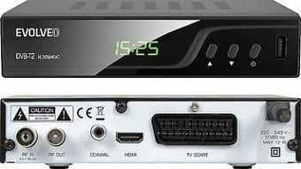 DigiZone.cz: Set-box pro DVB-T/T2? Test Evolveo Omega T2