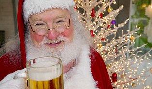 Vánoční přejídání se dá spláchnout pivem