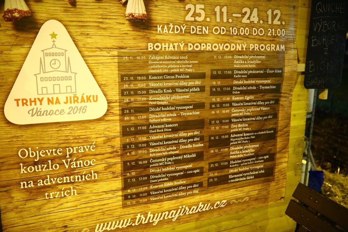 Vánoce v Praze. Vezmeme vás na Staromák, Mírák nebo Jiřák