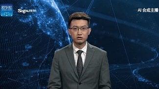 Lupa.cz: Robotičtí moderátoři TV zpráv přicházejí