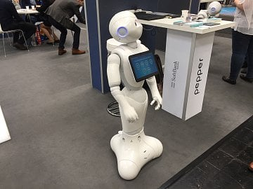 Robot Pepper od SoftBank Robotics