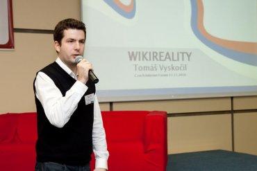 Tomáš Vyskočil, Wikireality