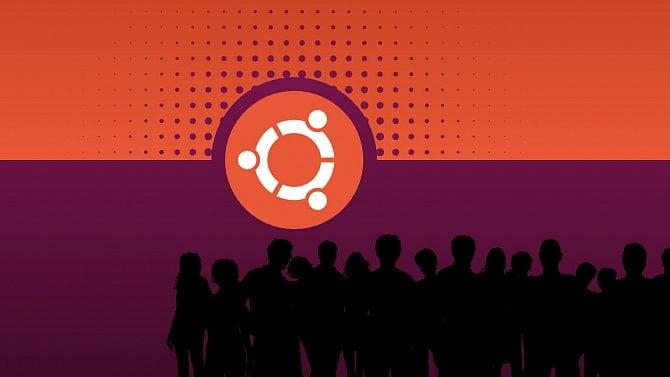 Ubuntu poprvé vydalo data ouživatelích: rozlišení, paměť izpůsob přihlašování