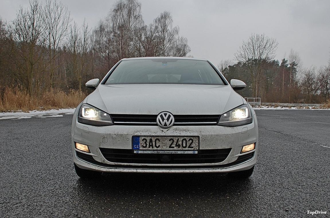 Volkswagen Golf 1,6 TDI (TEST)