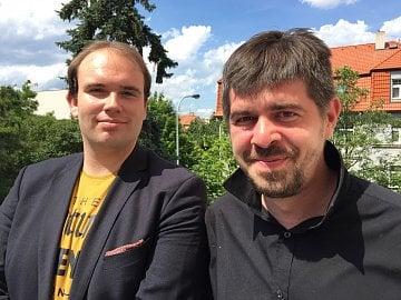 Michal Červenka (vlevo) a Stefan Durmek, Dreadlocks