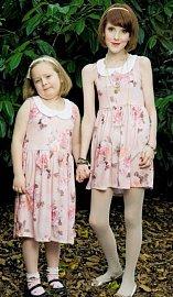Matka anorektička v tomto případě podporuje dceru v opačném extrému