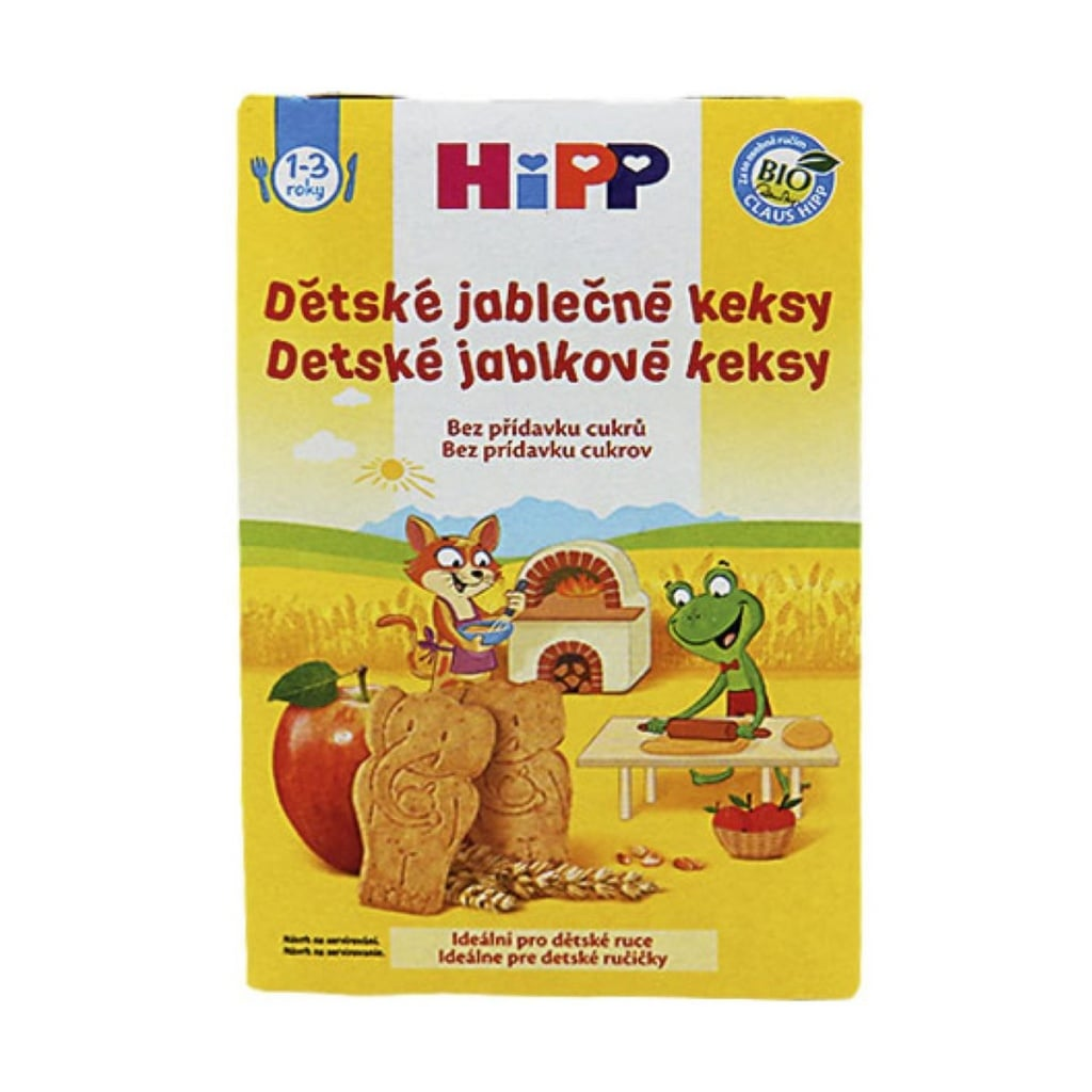 Hipp Dětské jablečné sušenky