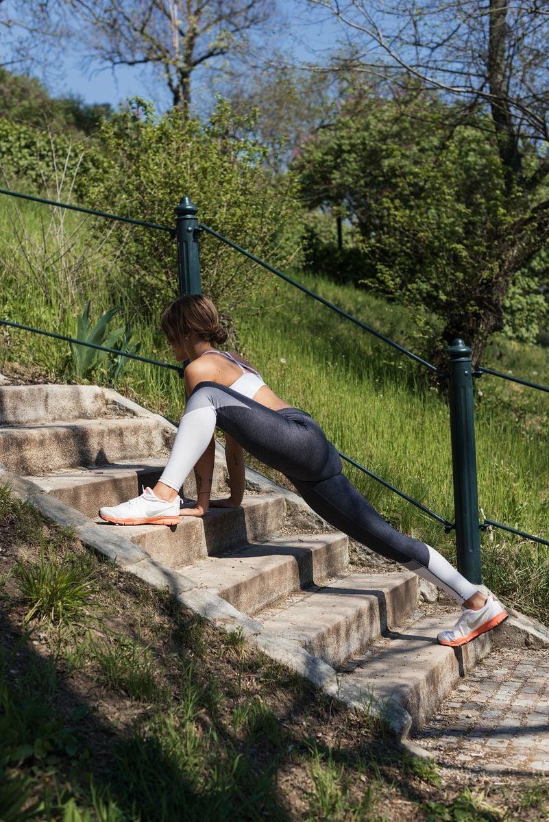 Cviky na schodech