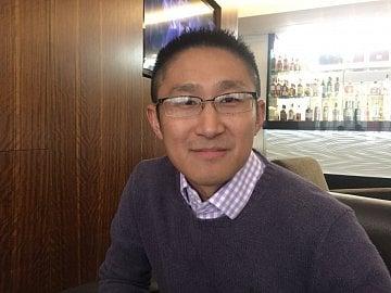 Joe Kim, technologický ředitel SolarWinds