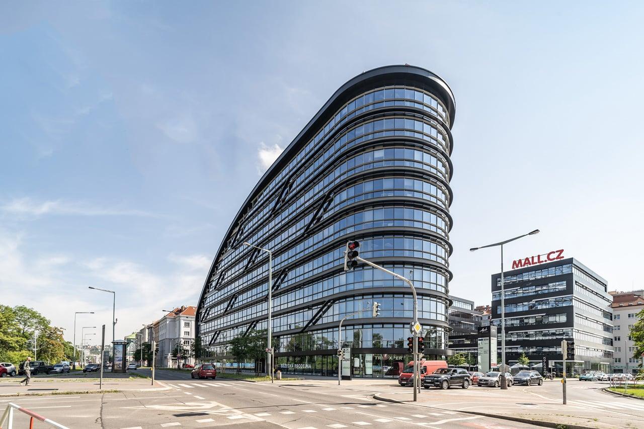 Vývoj Veeam Software v Praze v Holešovicích
